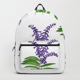 Mexican sage Backpack