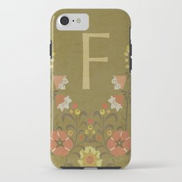 F. iPhone Case