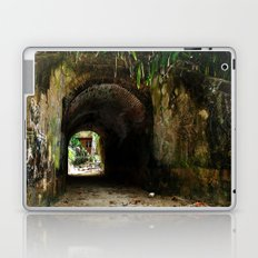 Old tunnel 2 Laptop & iPad Skin
