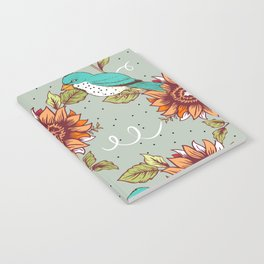 Bye Bye Birdie Notebook