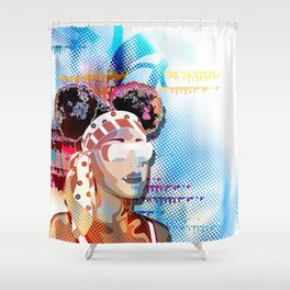 Dejah Shower Curtain