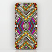 gypsy iPhone & iPod Skins featuring Gypsy by Kimberly McGuiness