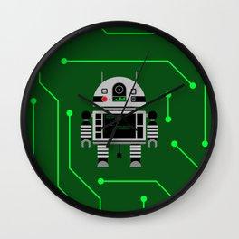 Robot MJR-14 Wall Clock