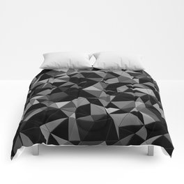 LoPoly chaos Comforters