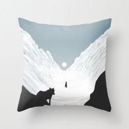 Follow Throw Pillow