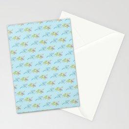 Footloose De La Water Stationery Cards