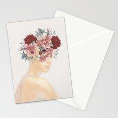 Woman Sensitivity Stationery Cards