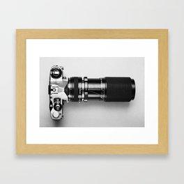 400 mm Framed Art Print