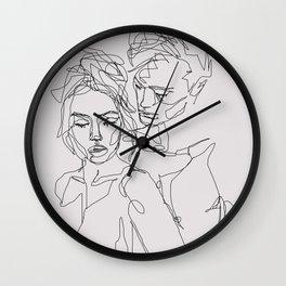 Other Half Wall Clock
