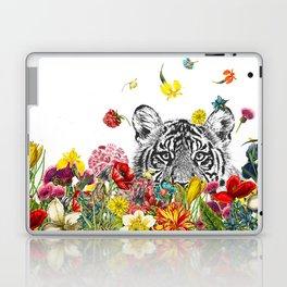 Happy Tiger Laptop & iPad Skin