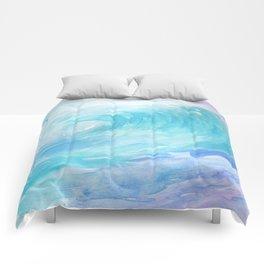 Ombre Wave Comforters