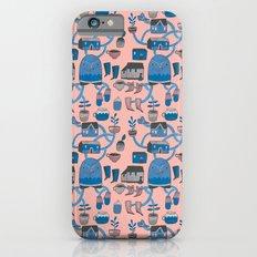 Pattern Project #17 / Bird Life Slim Case iPhone 6s