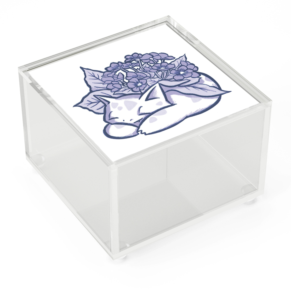 Herbizarre_À_La_Violette__Violet_Ivysaur_Acrylic_Box_by_diiin