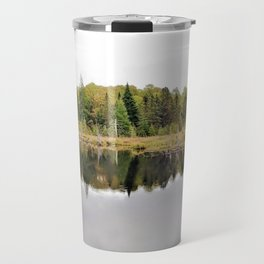 When A Tree Falls In The Forest: Soundwave Travel Mug