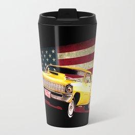 Chevy Nova 67 Travel Mug