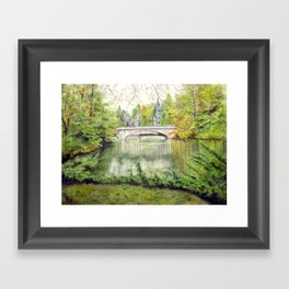 Racine, Fall'13 Framed Art Print