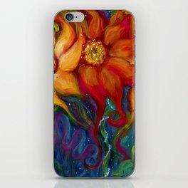 Three Sunflowers iPhone Skin