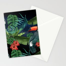 Tropical Space #5 Stationery Cards