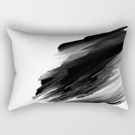 My mood when I miss you Rectangular Pillow