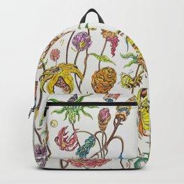 F  L  O  ww  E  R  S Backpack