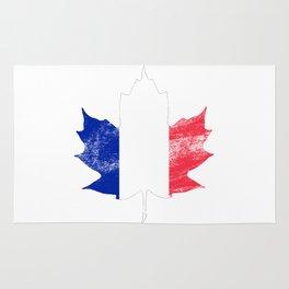 France/Canada Rug