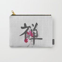 "Hieroglyph ""Dragon"" Carry-All Pouch"