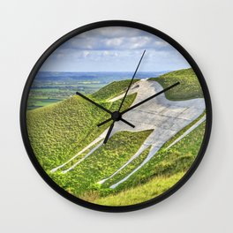 The White Horse. Wall Clock