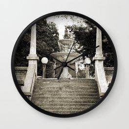 Stairway Of Light Wall Clock