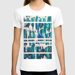 """Waves"" Collaborative Study T-shirt"