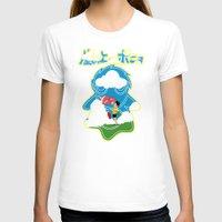 ponyo T-shirts featuring Ponyo by CarloJ1956