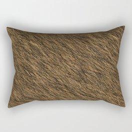 Hair bear Rectangular Pillow