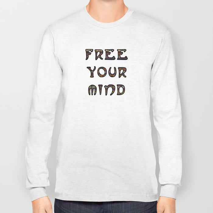 Fun Stuff Long Sleeve T-shirt