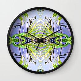 Center of Balance Wall Clock
