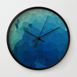 Sea Moon Love Wall Clock