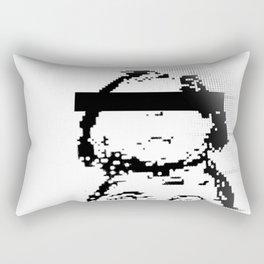 Anonym Krickelkrackel Rectangular Pillow