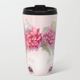 DEER GIRL Travel Mug