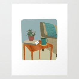 Hygge Art Print