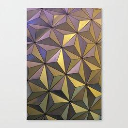 Epcot Canvas Print