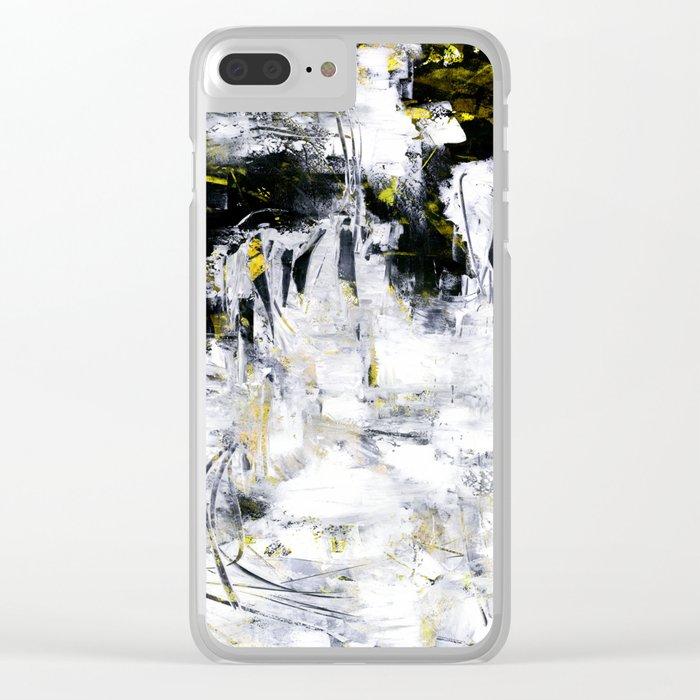 Wayfaring Dream 1a by Kathy Morton Stanion Clear iPhone Case