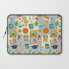 School Cool Laptop Sleeve
