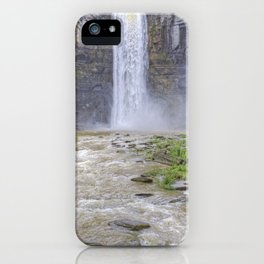 Taughannock Falls, Ithaca, NY iPhone Case