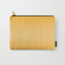 Orange to Pastel Orange Horizontal Bilinear Gradient Carry-All Pouch