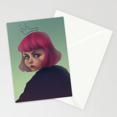 queenpink Stationery Cards