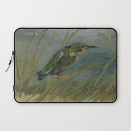 Kingfisher by the Waterside Laptop Sleeve