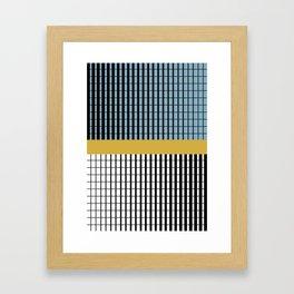 domine Framed Art Print