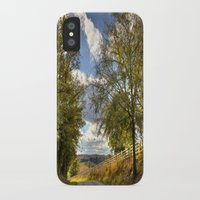 kentucky iPhone & iPod Cases featuring Kentucky Road by JMcCool
