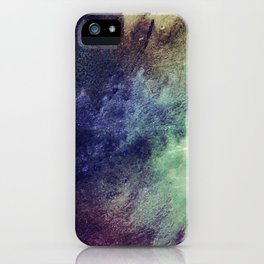 Space Perception iPhone Case