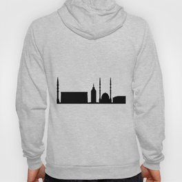 ankara skyline Hoody
