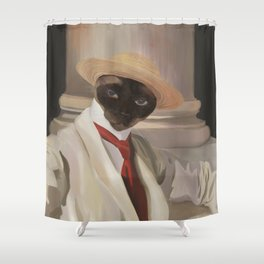 The Earle of DalMousie Shower Curtain