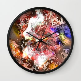 Wesenwille 4 Wall Clock